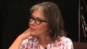 Roseanne Barr looks for work from power agent Jackie Beat
